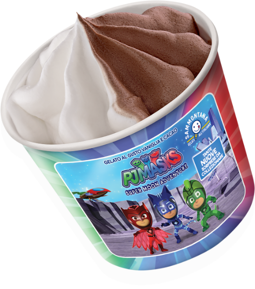 Coppa pj masks (Coppa sorpresa)