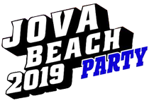 Logo Jova Beach Party