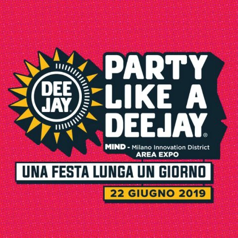 Diamo inizio all'estate con Party Like a Deejay