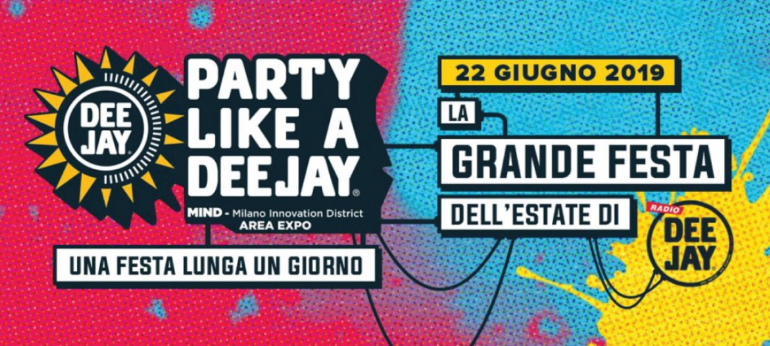 party like a deejay sammontana